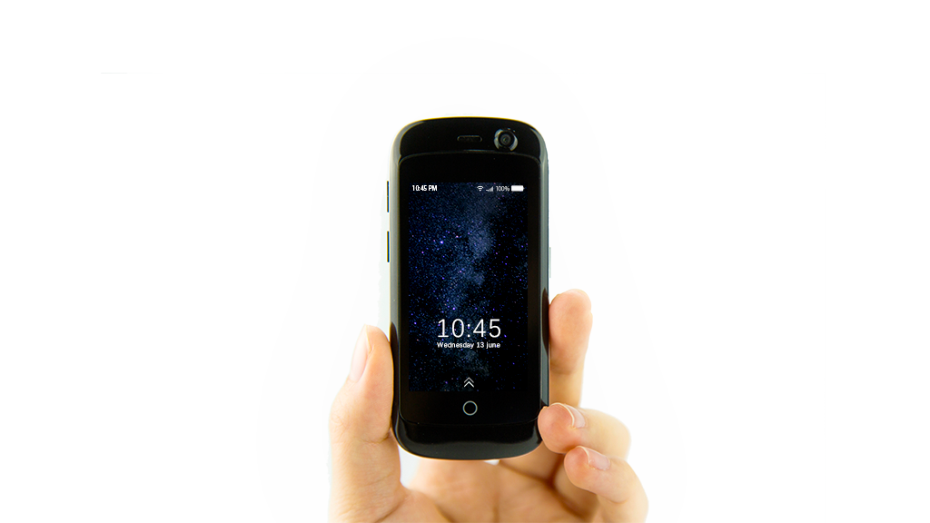 Jelly, The Smallest 4G Smartphone Project-Video-Thumbnail