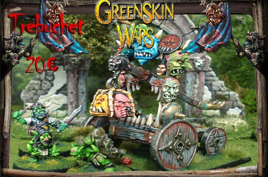 The official goblin will be different model.
