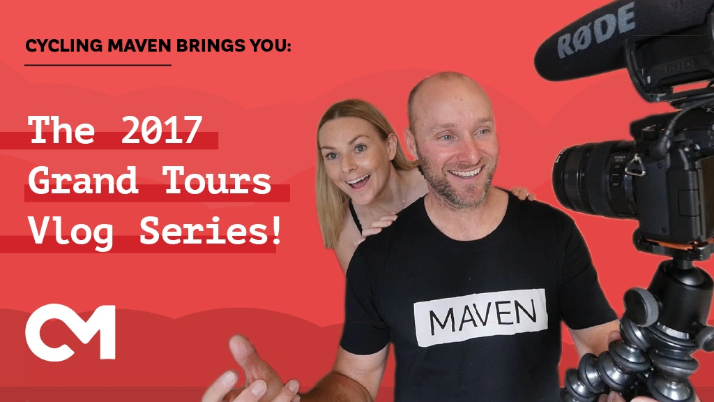 Cycling Maven: The 2017 Grand Tour Vlog Series project video thumbnail