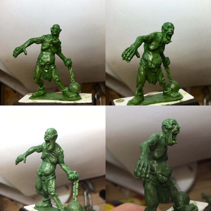 Undead Ogre