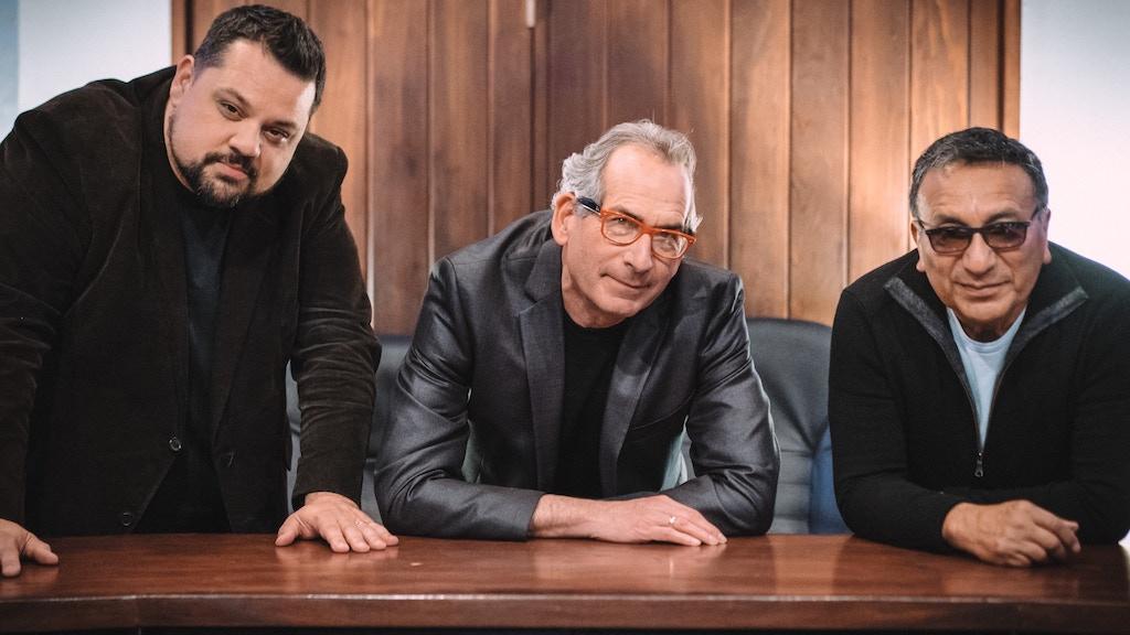 Jazz: The George Kahn Trio with Alex Acuna, Lyman Medeiros project video thumbnail