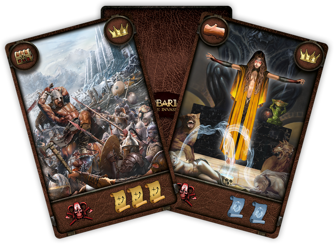 Warchief Cards