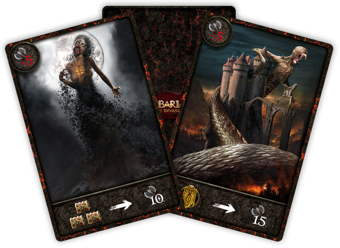 Demon Cards