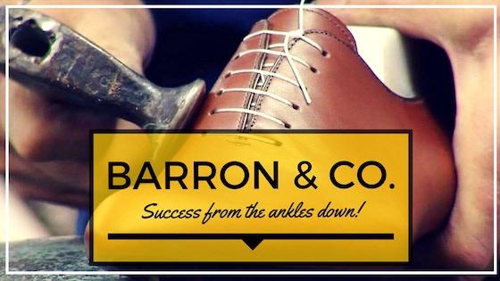 Barron & Co. - Handmade Bespoke Italian Men's Shoes