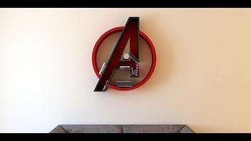 Vigilante custom design - Custom Furniture/Decor Pieces.