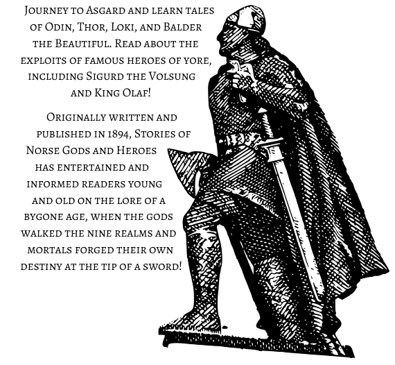 stories of norse gods and heroes by terran empire publishing