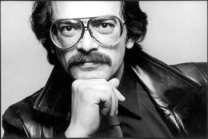 Steff Geissbühler, partner at Chermayeff & Geismar Associates and designer of the EPA Graphic Standards System, circa 1975