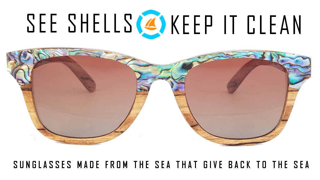 See Shells - Sustainable Sunglasses From The Sea | By SBOJi project video thumbnail