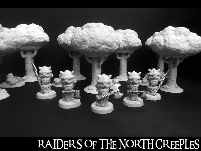 Raiders From The Northern Wastes