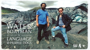 The Water Boatman: concept album by Language of Prairie Dogs