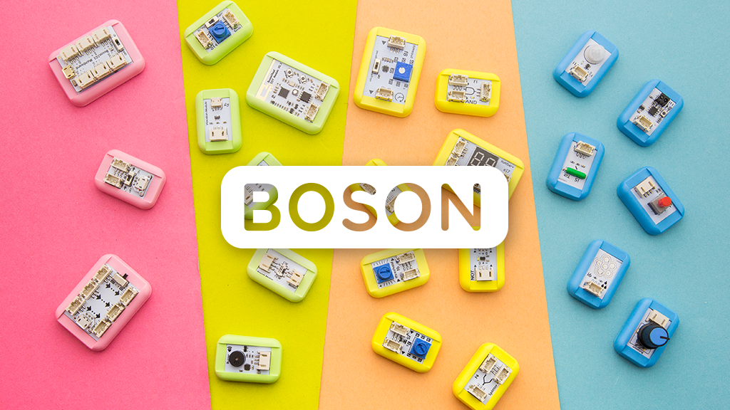 DFRobot's BOSON Kit: Powerful Building Blocks For LEGO STEM project video thumbnail