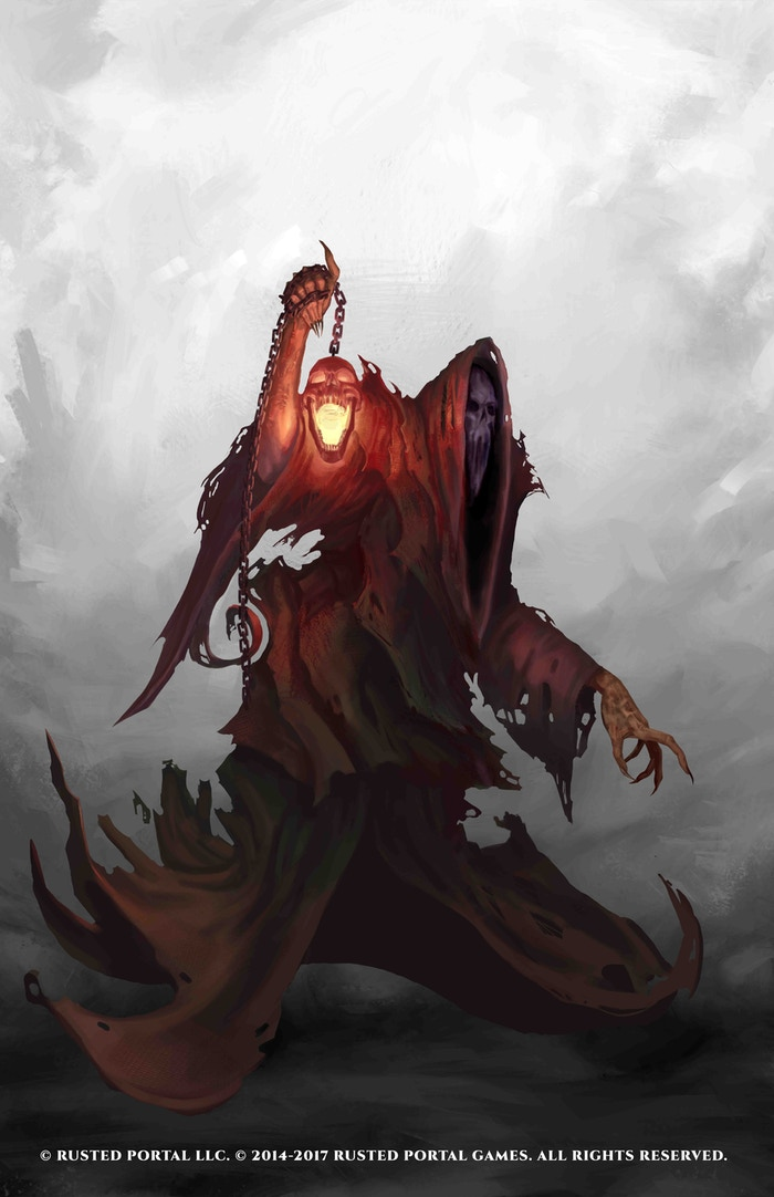 Shade (Ghost) by artist Preston Stone