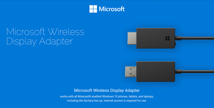How to connect microsoft wireless display adapter windows 7