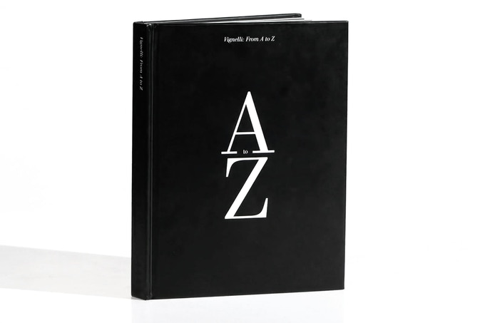 Vignelli: From A to Z Standard Edition