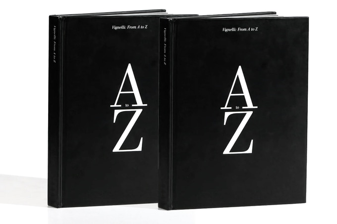 Vignelli: From A to Z Standard Edition (2 copies)