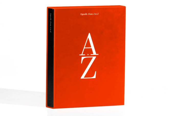 Vignelli: From A to Z Slipcase Edition