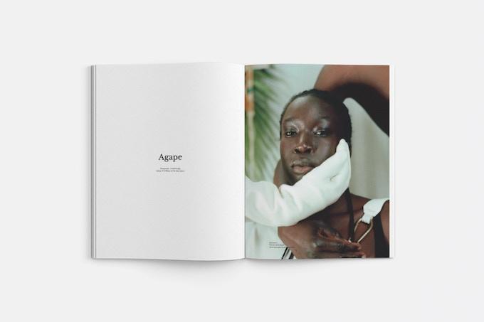 Agape, Cover Story taken from Niijournal I
