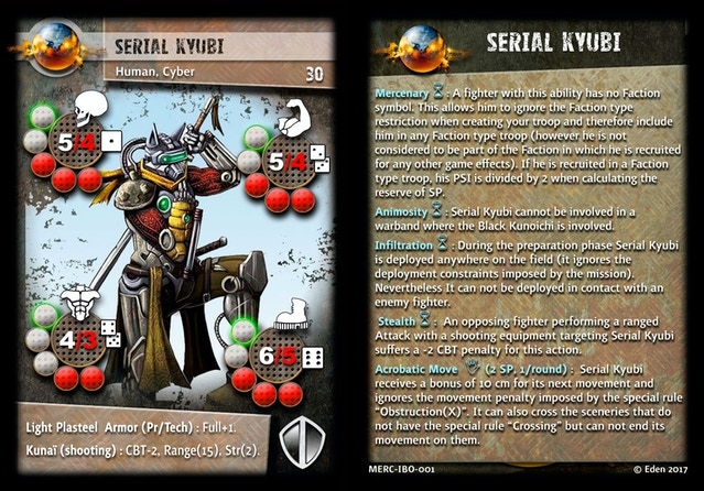 Serial Kyubi Profile Card