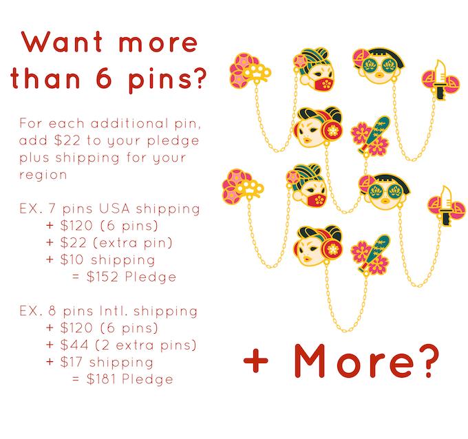 Want more than 6 pins?