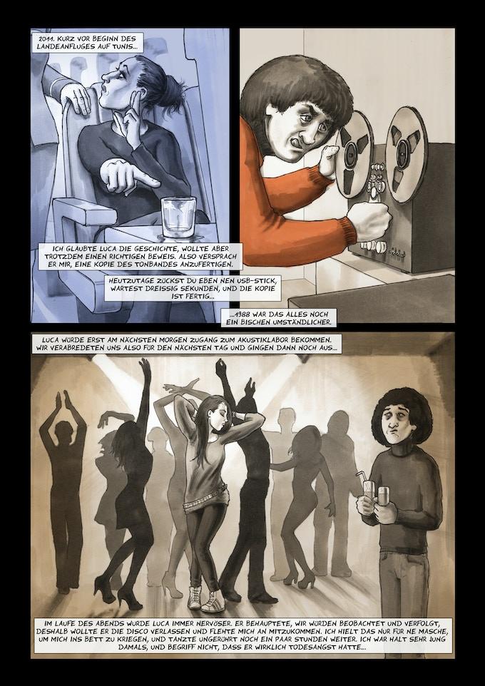 """""""Die Ustica-Verschwörung"""" Seite 21"""