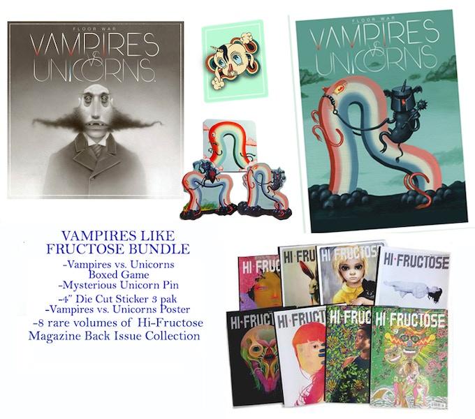 Vampires like Fructose Bundle
