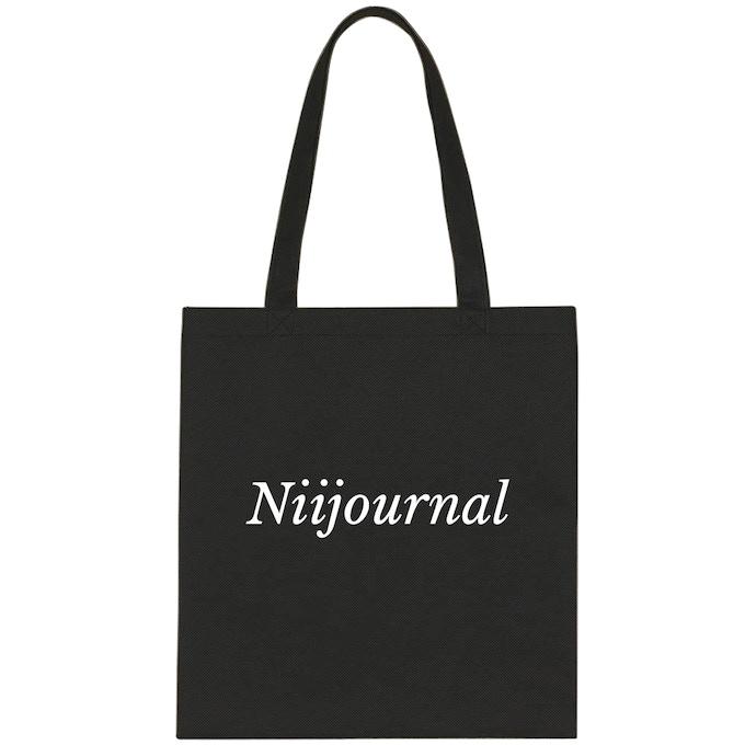 Niijournal Tote Bag