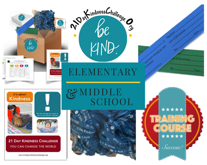 Elementary & Middle School Program Materials