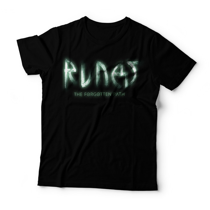 RUNES EXCLUSIVE T-SHIRTS. ALL SIZES. COLORS TBC