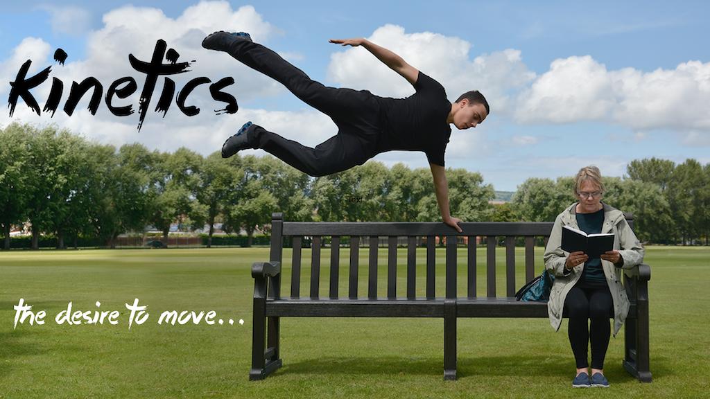 Kinetics, the Film: Where Parkinson's Meets Parkour project video thumbnail