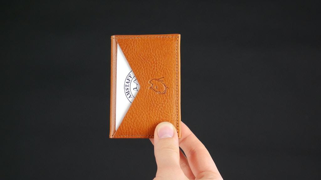 GERO Wallet - Italian leather, quality wallet