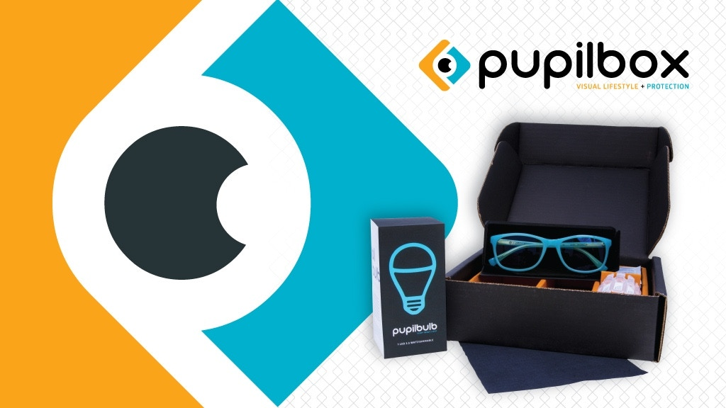 PupilBox | Visual Lifestyle System for Combating Blue Light project video thumbnail