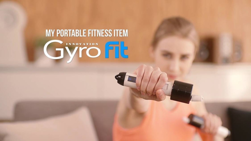 Develop Your Body With Gyro-Fit project video thumbnail