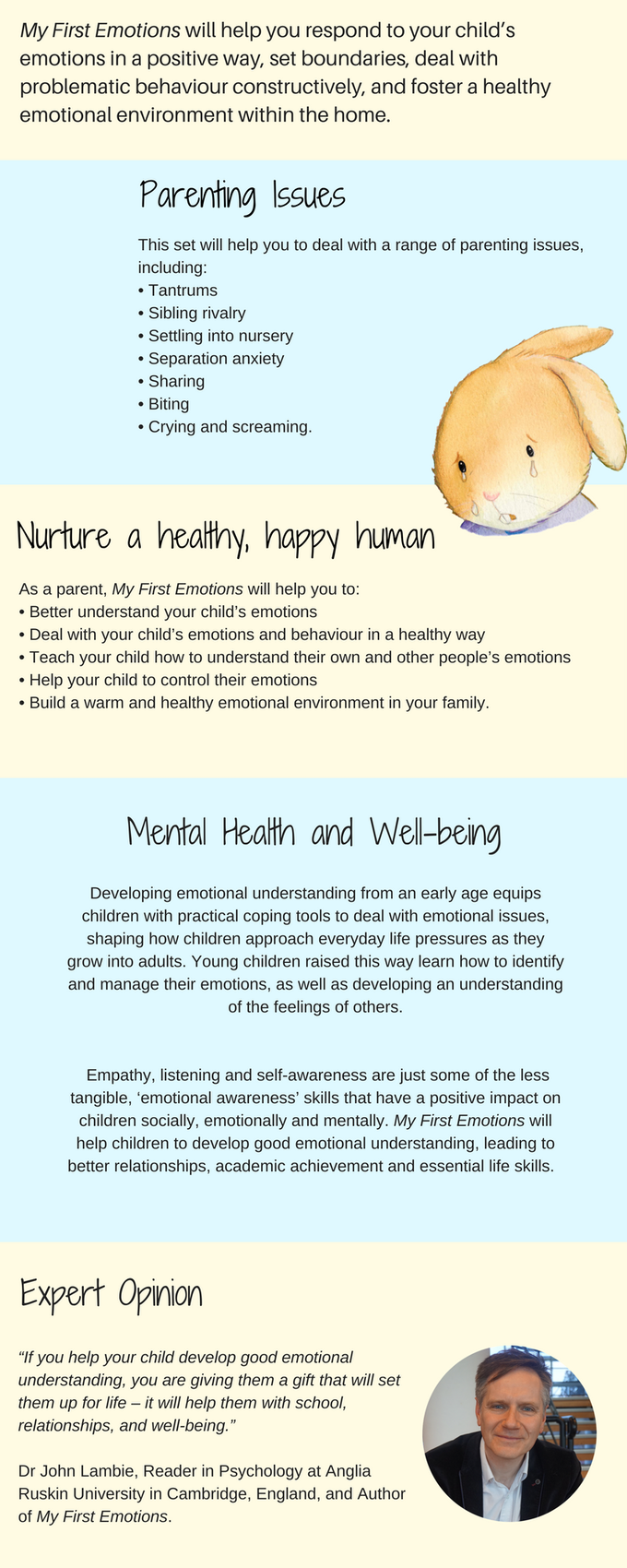 Helping Children Develop Emotional >> My First Emotions Children S Educational Toolkit By Skylark