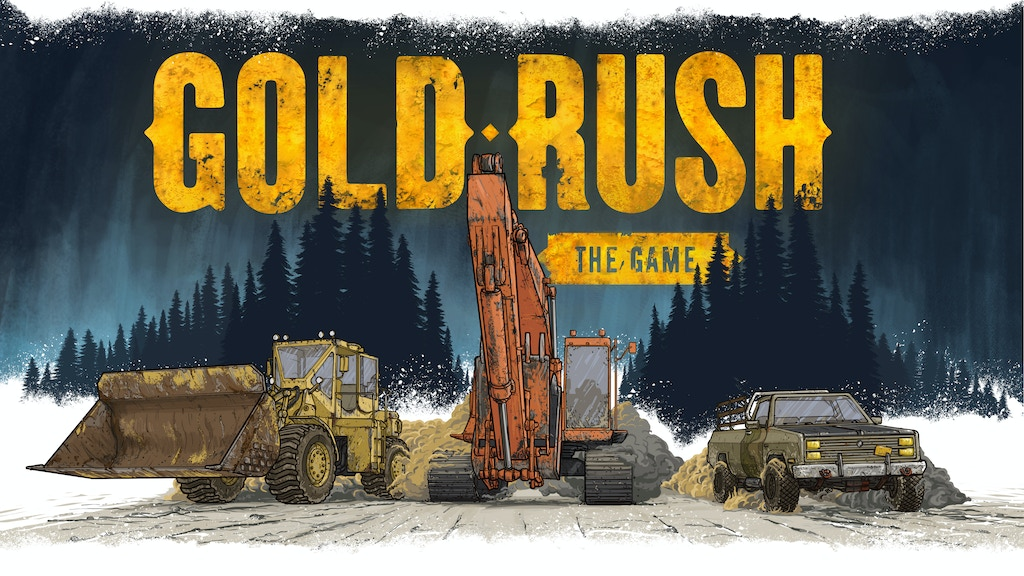 Gold Rush: The Game project video thumbnail