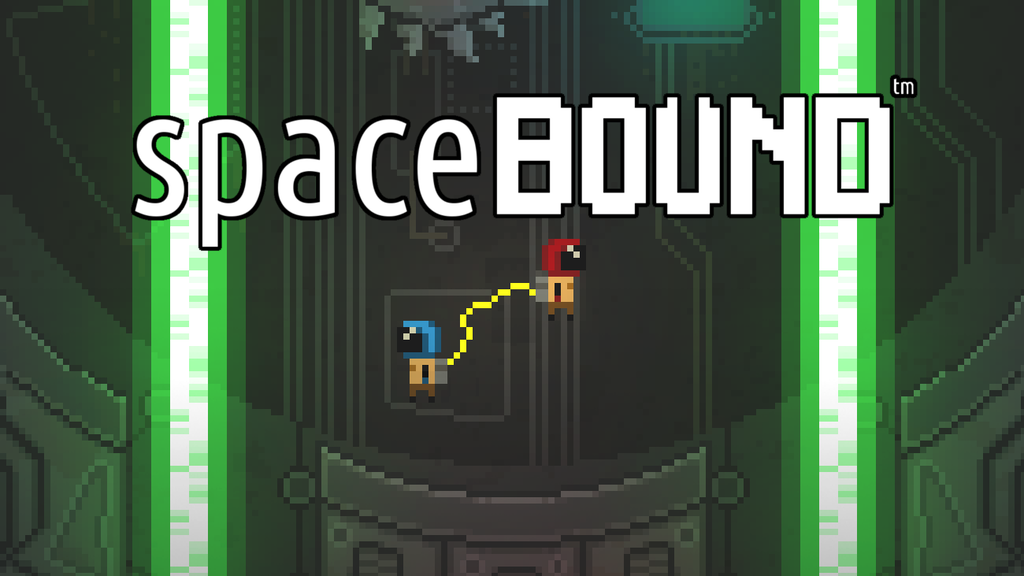 spaceBOUND - A Cooperative Zero-Gravity Puzzle Platformer project video thumbnail