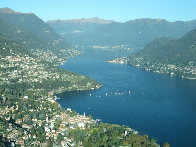 Lake Como in Italy, where Como Audio's journey began. People fought wars over this lake. You know why? It's gorgeous. This is where we're from. It's our inspiration.