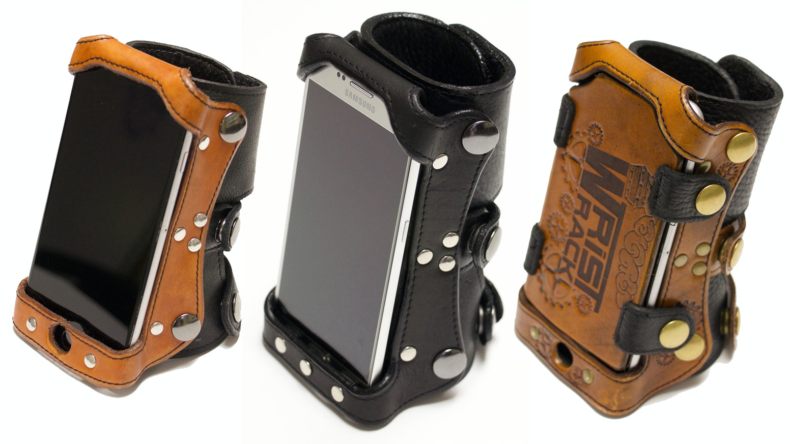 The new definition of Hands-Free. Wrist Rack lets you get on with things... at work or at play.