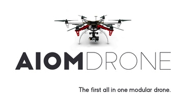 The AIOM Drone