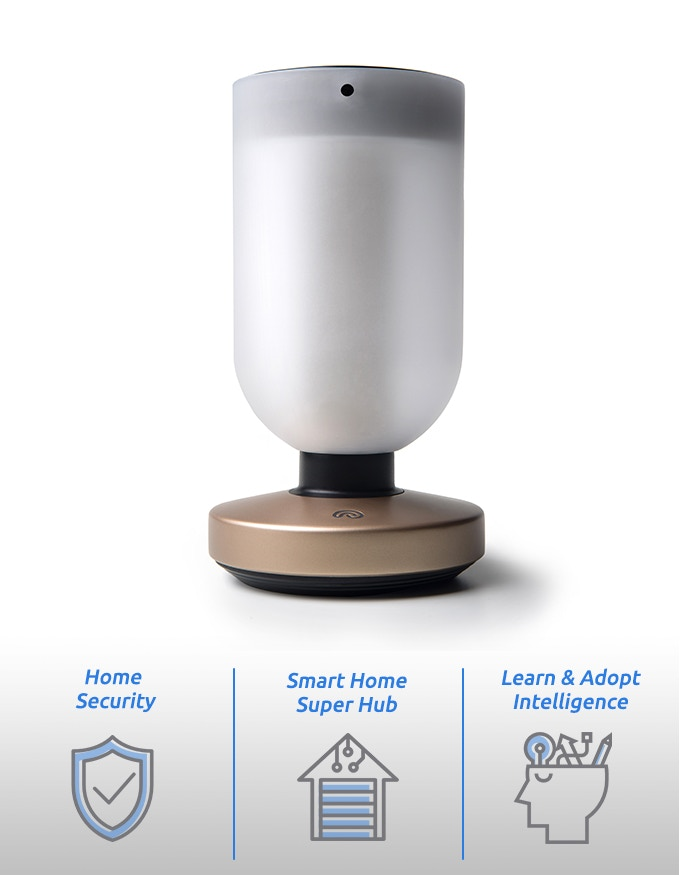 Momo | Your Intelligent Smart Home Assistant by Morpheos