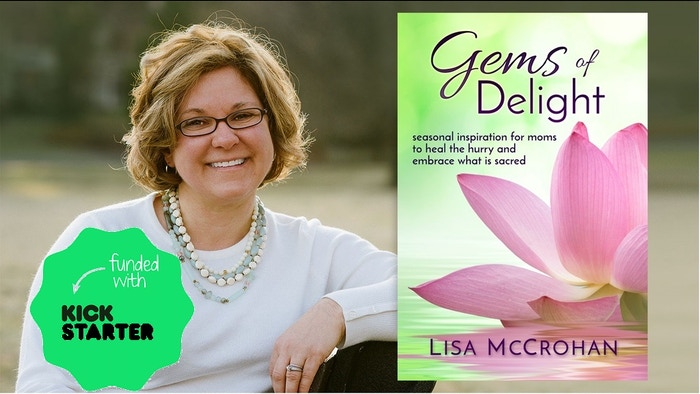 """Journey from busyness to pausing, harshness to compassion, and disconnection to sacred connection with the book """"Gems of Delight."""""""