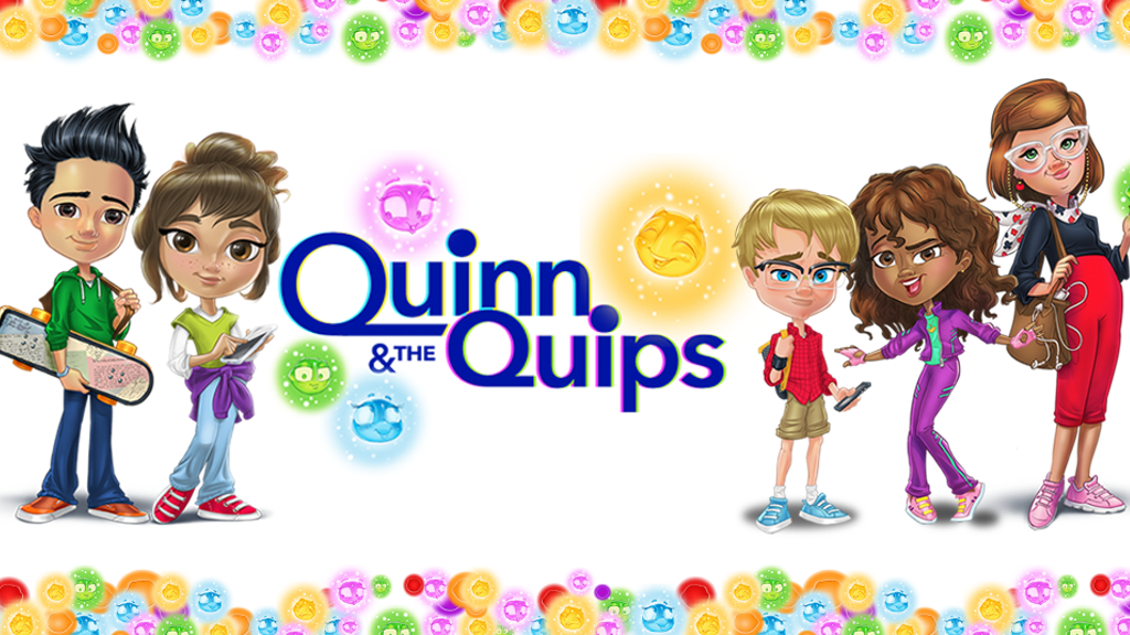 Quinn & the Quips TV Series and Game project video thumbnail