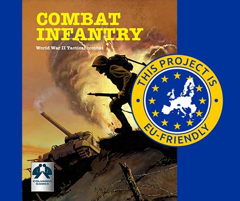 Combat Infantry is EU Friendly!