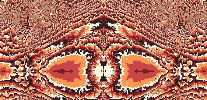 Capitol Reef Headband Pattern