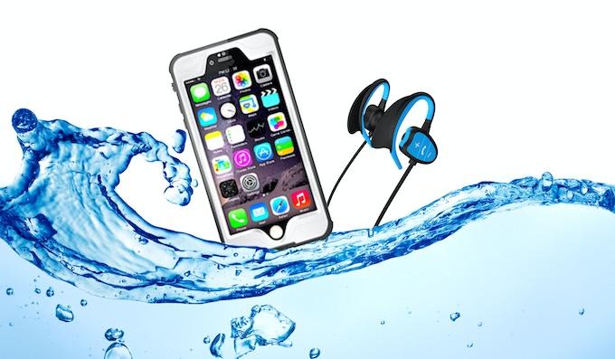 WaterCage™ Waterproof Wireless Set