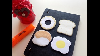 Breakfast Collection—The Inspiration of Sticky Notes