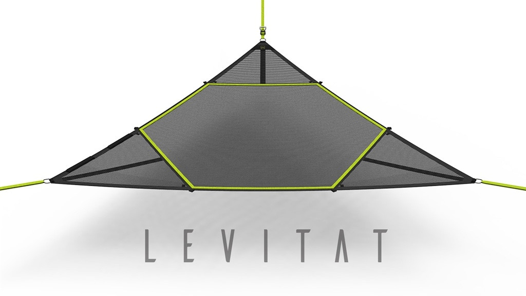 LEVITAT: The Revolutionary Aerial Mat project video thumbnail