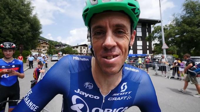 Matt Hayman 2016 Tour De France