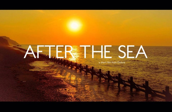 After The Sea is a short romantic drama about a separated couple that meet again to talk about the suicide of their mutual best friend.