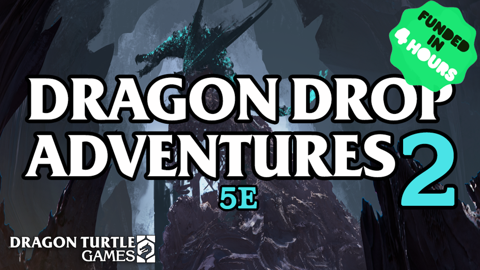Dragon Drop Adventures 5e Vol. 2 contains easy to implement, high octane, and fun, single session adventures for Dungeons & Dragons 5e.