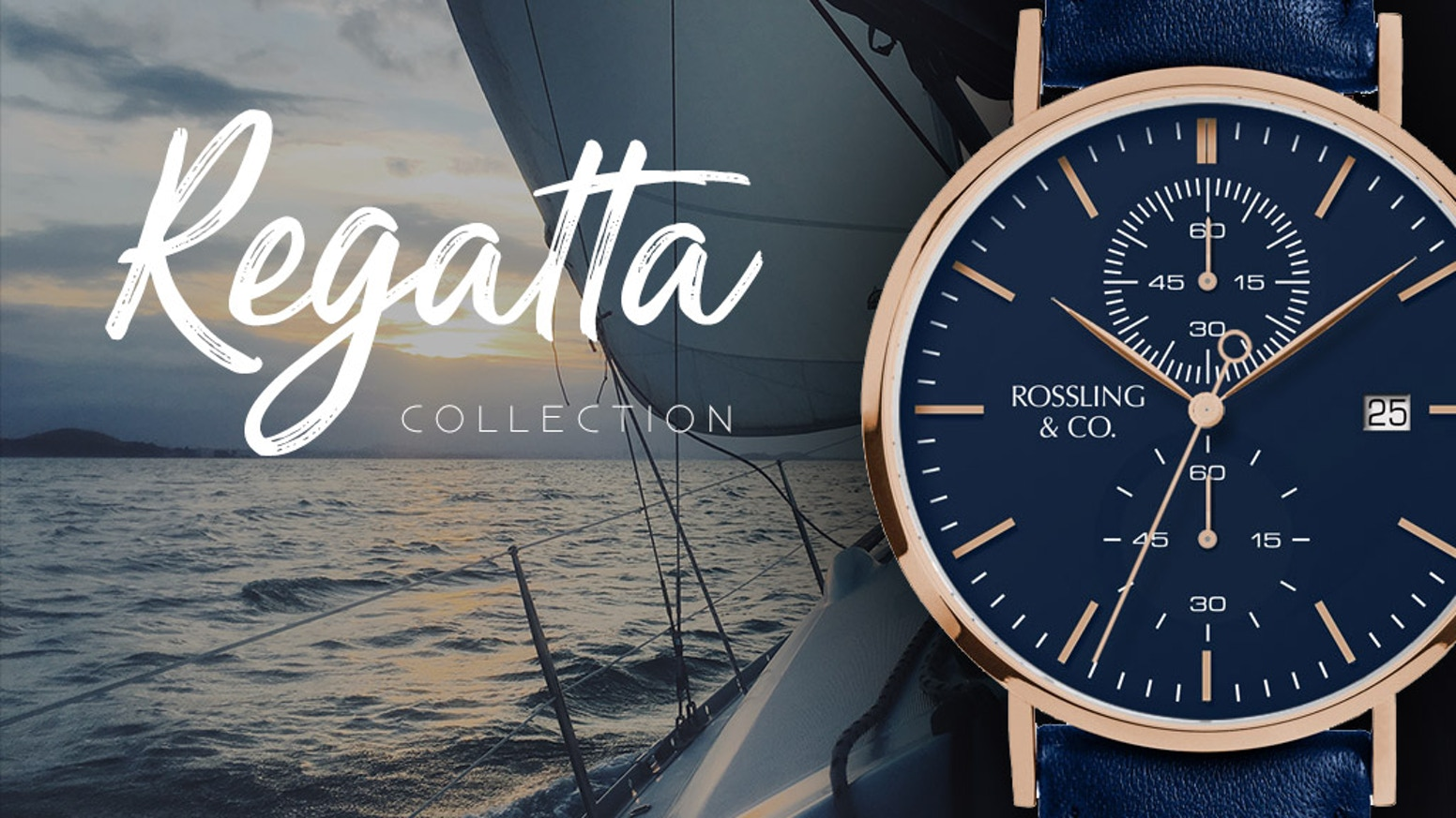 10 Models Inspired by the Nautical Lifestyle. Limited-Edition Chronographs. Handcrafted. Heirloom Quality.
